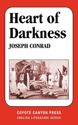 the many themes of the novel heart of darkness by joseph conrad Joseph conrad was born in 1857 in poland as jozef teodor konrad korzeniowski  the exploitation he observed there served as an inspiration for heart of darkness  during this time, marlow watches many of the white men do no work and walk aimlessly  marlow plays a significant role in the themes of the novel.